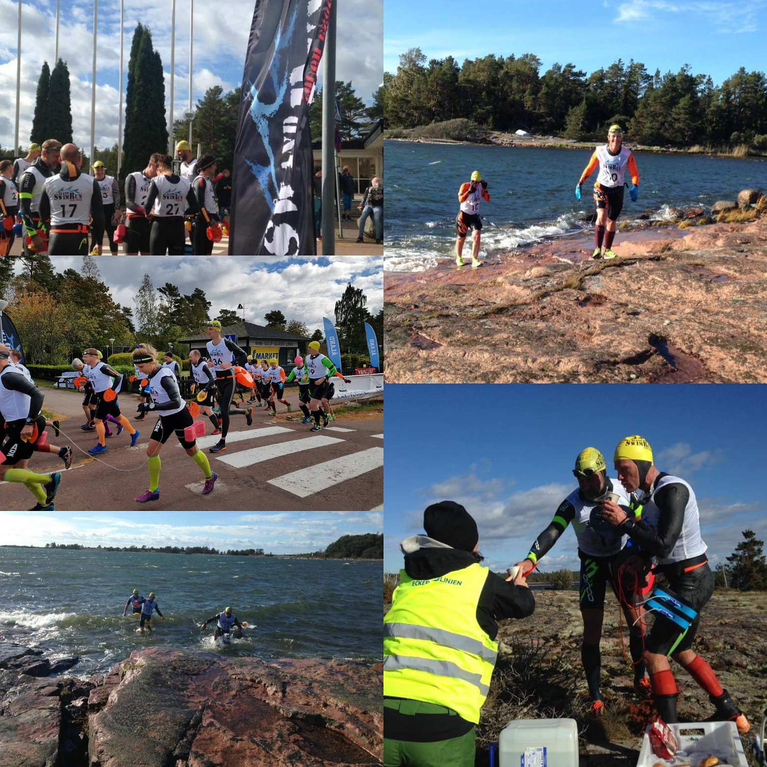 """Åland Swimrun shall from the start be """"tough enough"""" – both for the experienced  athlete but also for the curious exerciser. With an archipelago consisting  ... 44c93ff7ec115"""
